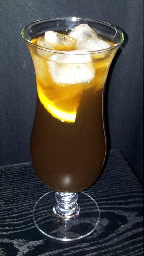 Miten tehdään oikea long island ice tea drinkki